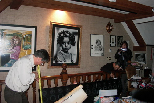 michael jackson wallpaper containing a rumah makan, bistro titled Michael Jackson Bedroom