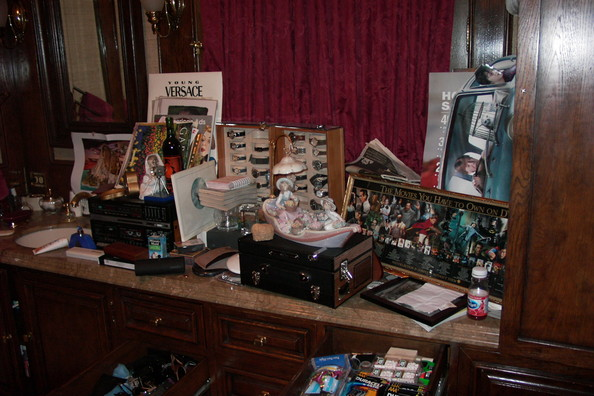 Michael Jackson Bedroom