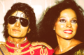 Michael Jackson and Diana Ross ♥♥