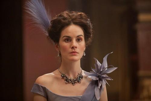 Michelle Dockery in 'Anna Karenina'