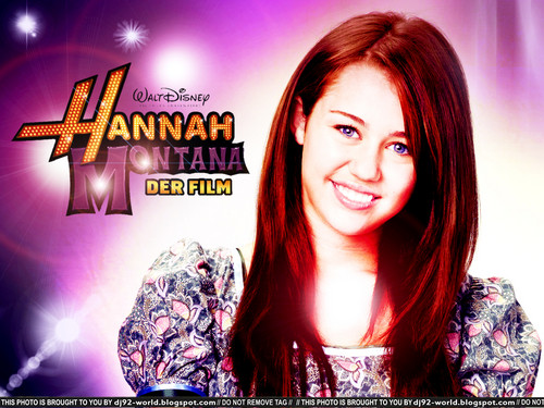 Miley Exclusive karatasi za kupamba ukuta kwa DaVe !!!