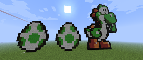 Minecraft!!!