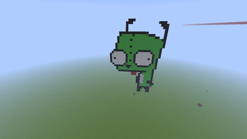 Minecraft Pixel Art! fond d'écran called Minecraft!!!