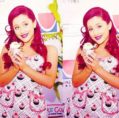 plus Ariana Grande