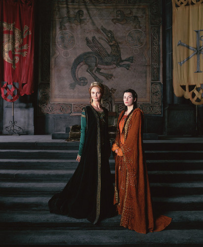 Morgaine and Morgause