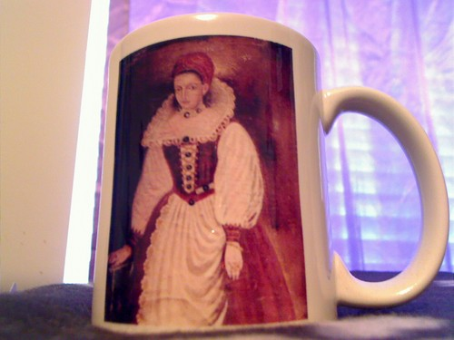 My Countess Bathory Coffee Mug From Ebay