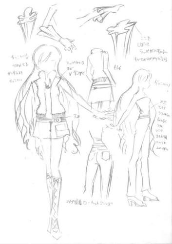My Drawing Karen 2