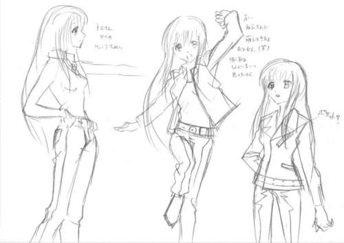 My Drawing Rina 2