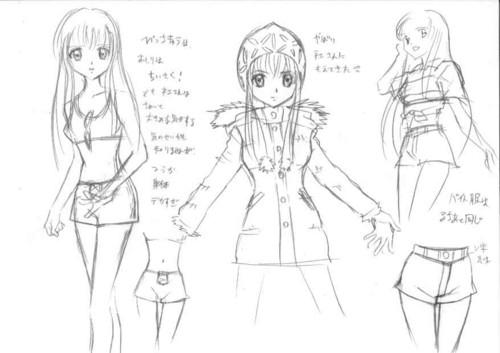 My Drawing Rina 3