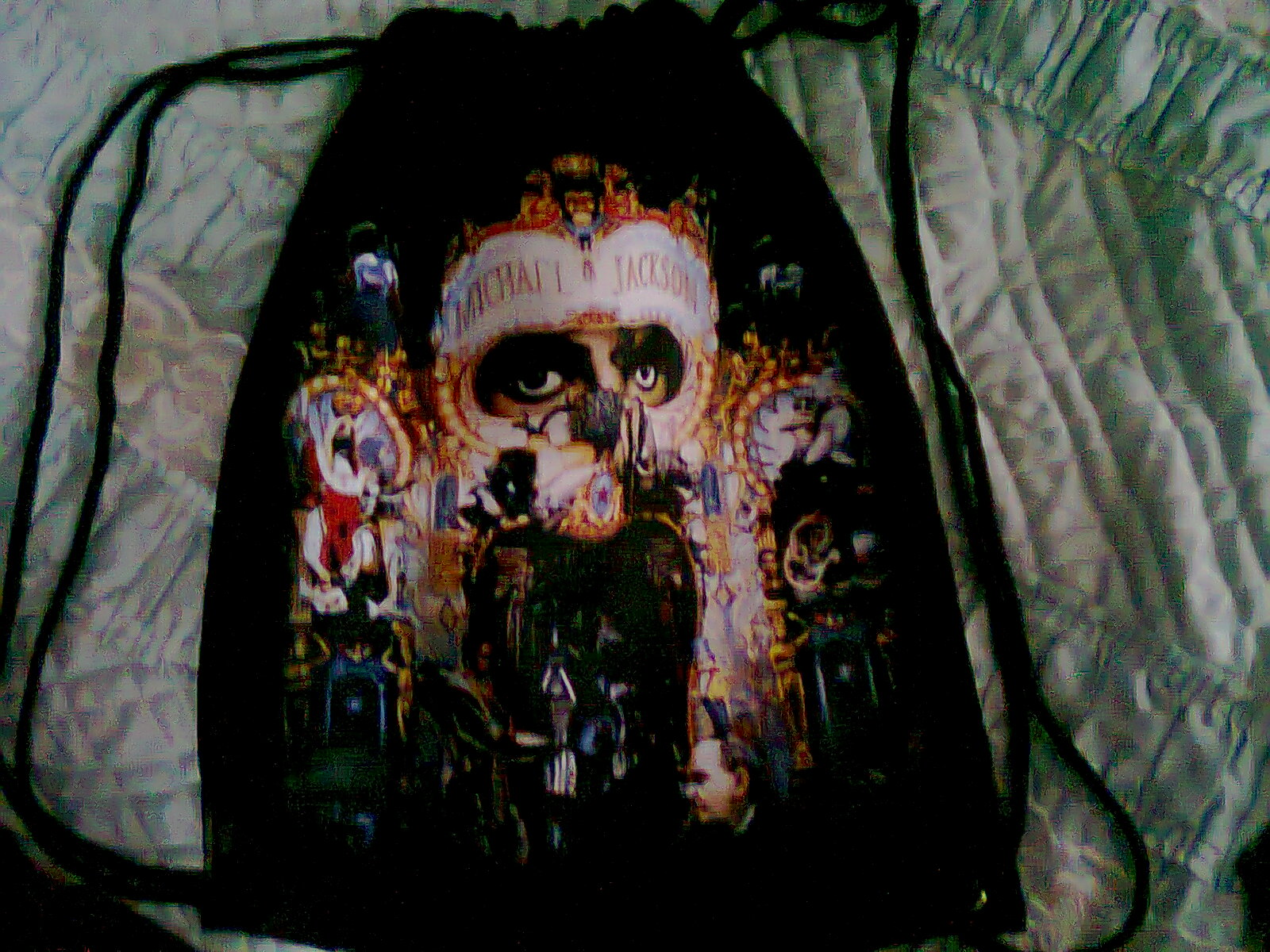 My Sweet MJ Bag ^_^
