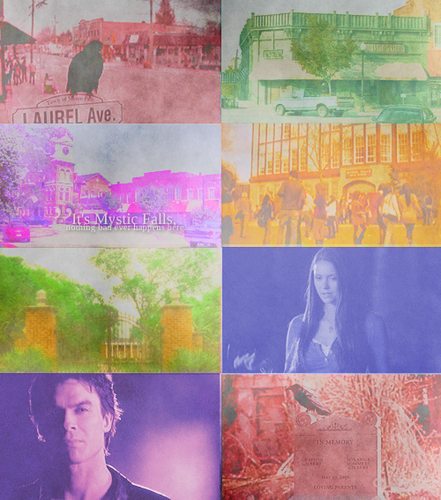 Mystic falls wallpaper entitled Mystic Falls