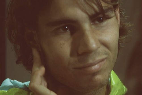 Nadal woman look