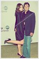 Nathan Fillion &amp; Stana Katic - nathan-fillion-and-stana-katic photo