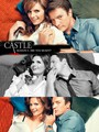 Nathan &amp; Stana  - nathan-fillion-and-stana-katic fan art