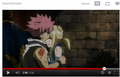 Natsu e Lucy Fairy Tail the Movie