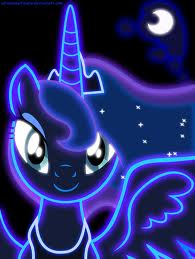 Neon Luna