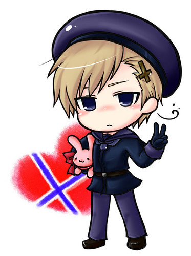 Nor-chan~ (Norway)