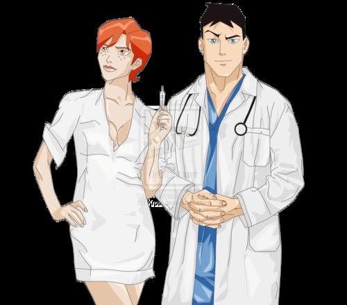 Nurse Morse and Dr Kent