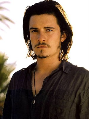 Orlando Bloom - men-with-long-hair Photo