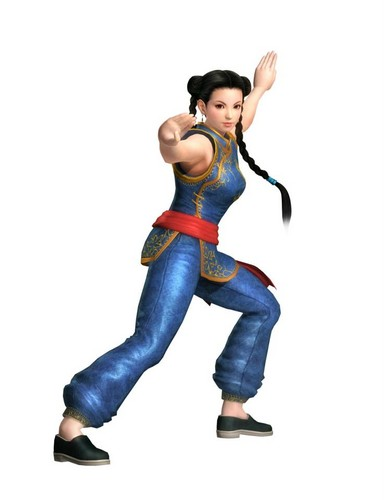 Pai Chan (New character in Dead or alive 5)