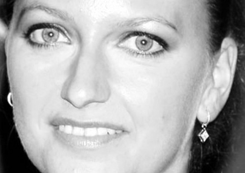 Petra Kvitova face 2012