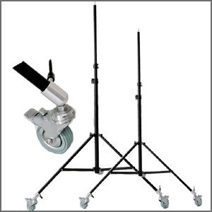 fotografia Light stands