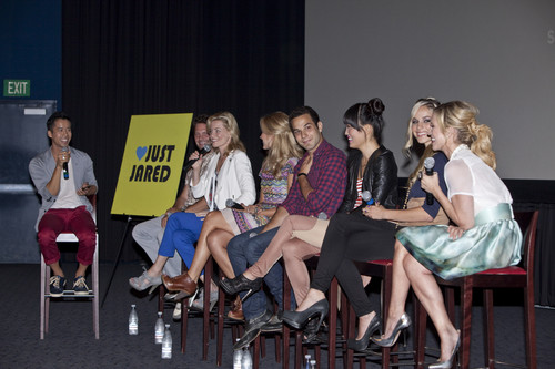 Pitch Perfect Cast - Just Jared's Pitch Perfect Screening & After Party