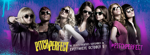 Ritmo Perfecto fondo de pantalla containing anime entitled Pitch Perfect facebook Cover