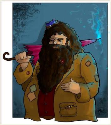 ポッターモア Characters – Hagrid