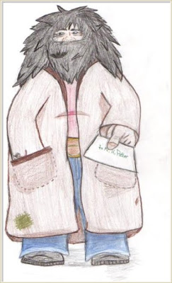 Pottermore Characters – Hagrid