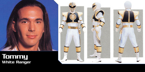 Mighty Morphin Power Rangers wallpaper possibly containing a tabard, dress blues, and a surcoat titled Power Rangers - Mighty Morphin