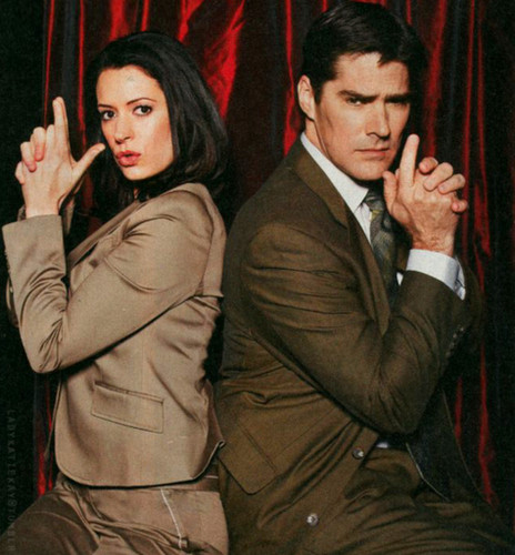 Prentiss&Hotch