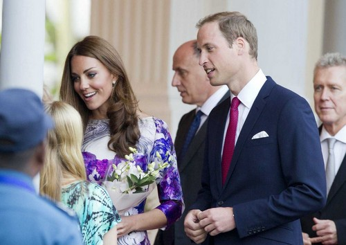 Prince William & Catherine