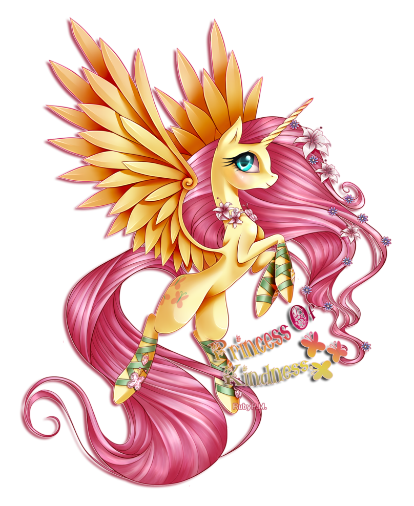 Princess Kindness Little Pony Friendship Magic Fan Art