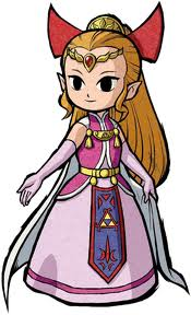 Princess Zelda Four Swords