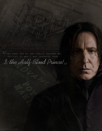 Hogwarts Professors wallpaper possibly containing a hood and a portrait called Professor Snape