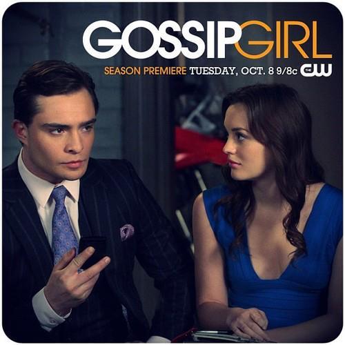 Promotional تصویر 6th season Gossip Girl