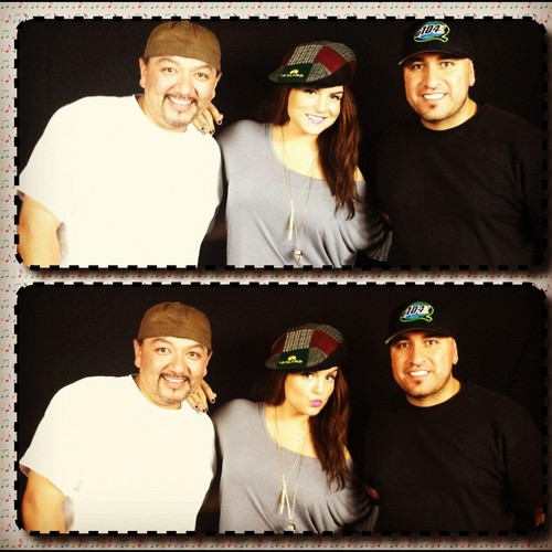 Q104.7 FM - Interview with Rico&Mambo 31082012