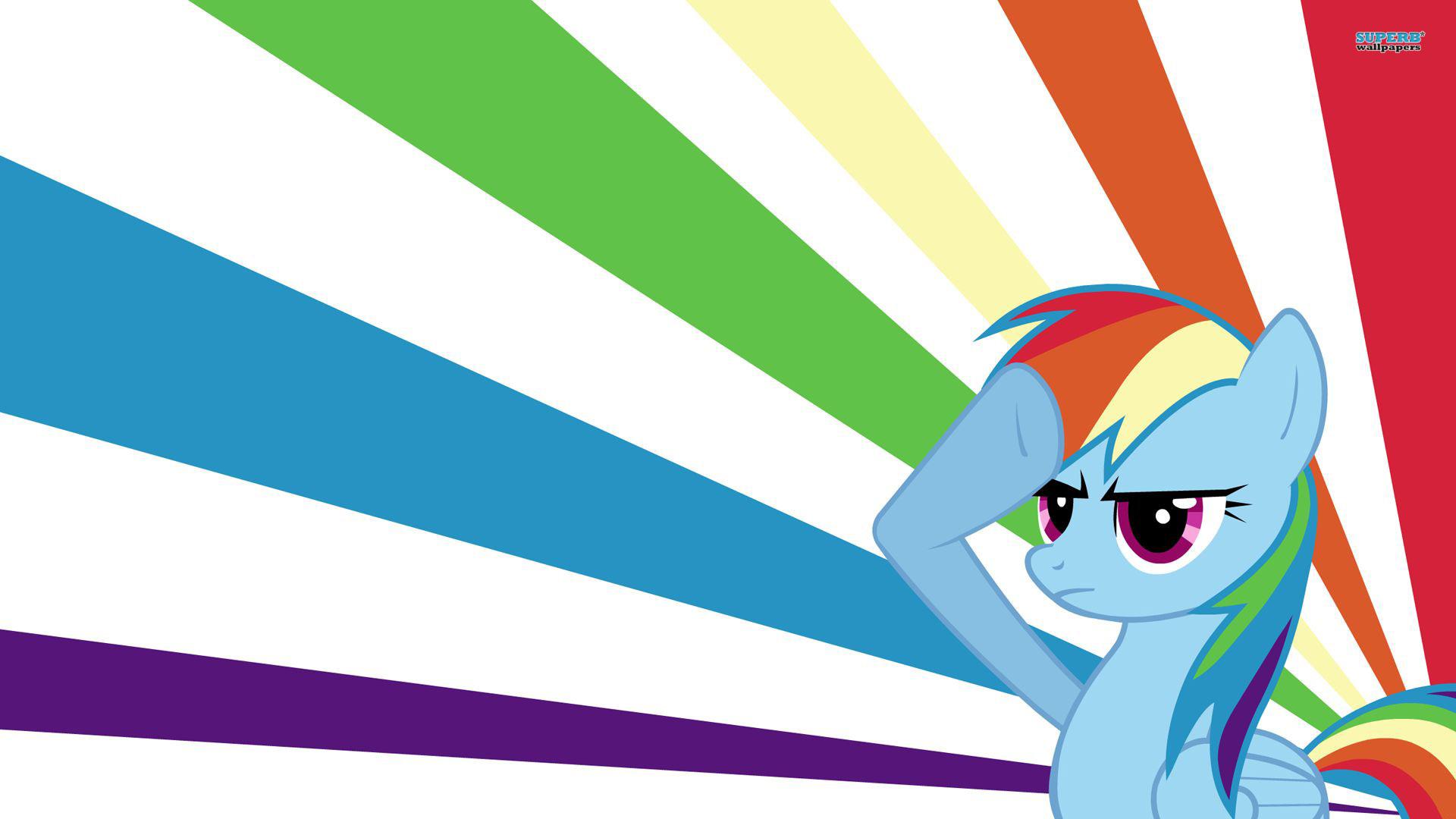 My Little Pony Friendship Magic Rainbow Dash
