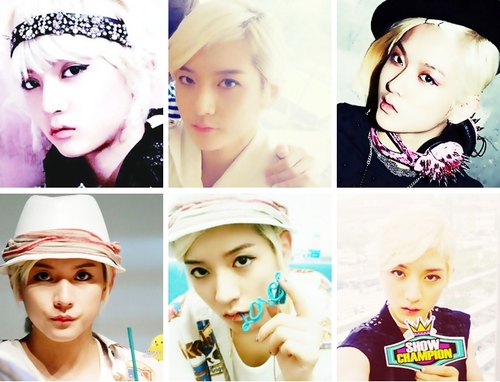 NU'EST images Ren wallpaper and background photos