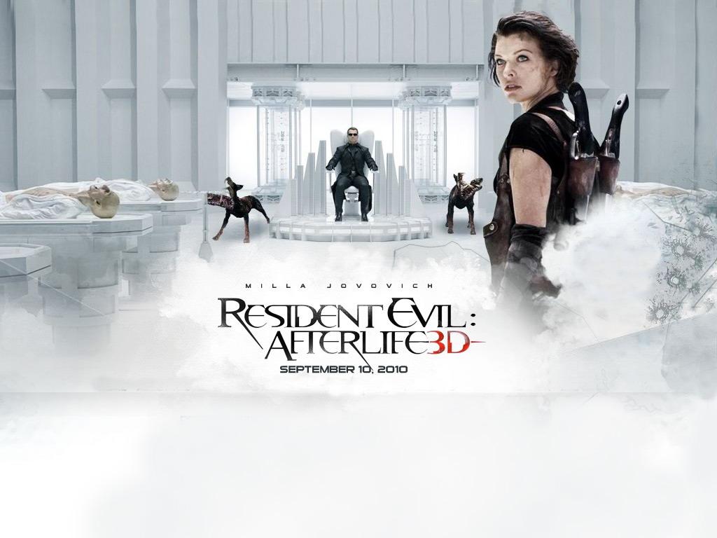 Resident evil afterlife resident evil afterlife wallpaper 32178313 fanpop - Resident evil afterlife wallpaper ...