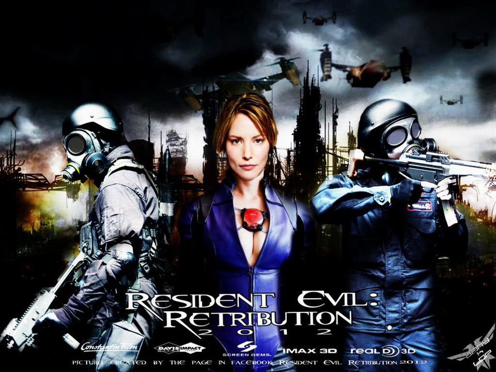 Vexillum Aquila Resident Evil Retribution 2012 Download