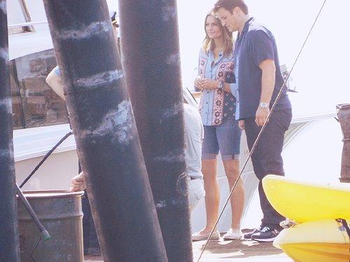 Rick & Kate Behind the Scenes {5.05}