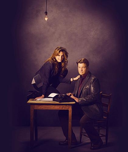 Rick & Kate {Season 5}