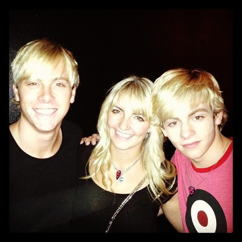 Riker, Rydel and Ross