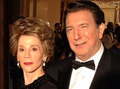 Ronald and Nancy Reagan - alan-rickman photo
