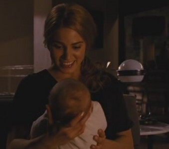 Rosalie and Nessie