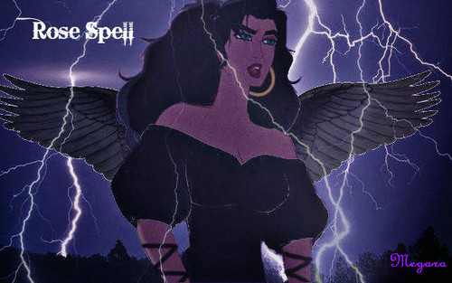 Rose Spell ~Esmeralda~