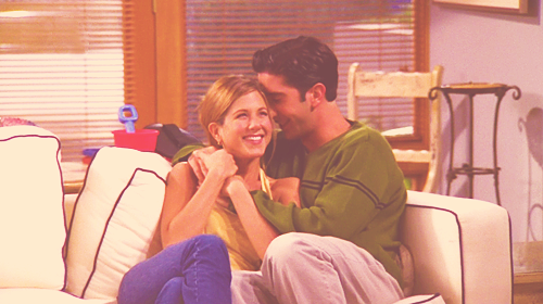 Ross and Rachel wallpaper containing a living room, a family room, and a drawing room titled Ross and Rachel