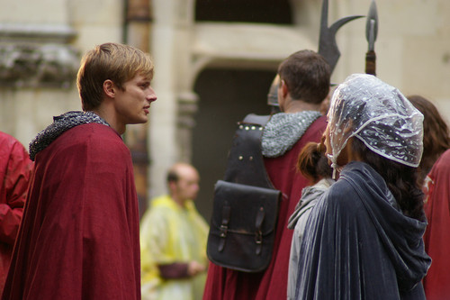 Rulers of Camelot still chatting